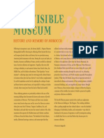 The Invisible Museum