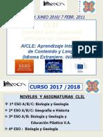 IES Anaga CLIL-AICLE 1718
