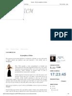 Cordas - ICM_ as Posições No Violino