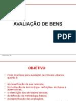 Apresentação NBR 14652-2 Material Auxiliar de Avaliações