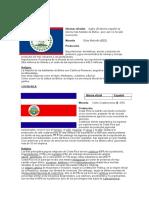 Datos de Centroamerica