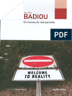 BADIOU, Alain - Em busca do real perdido.pdf
