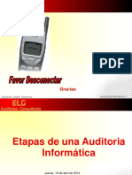 2017 Etapas Auditoria Informática