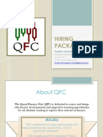 QFC Hiring Package 2017