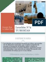 Lección N-2 Tuberías (1)