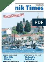 The Sibenik Times, June 28th