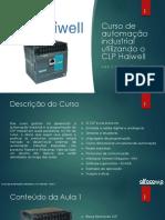 Curso de Automação Industrial Utilizando o CLP Haiwell - Aula 1