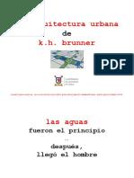 La Arquitectura Urbana de K.H.Brunner