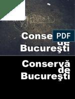 CONSERVA DE BUCURESTI
