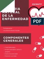 Historia Natural de La Enfermedad en Psicología