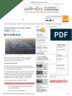 Privatizar Eletrobrás é Entregar as Águas