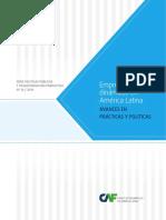Emprendimientos Dinamicos America Latina