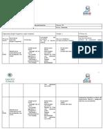 Modelo de Planificacion Por Competencias
