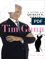 Tim Gunn Guide