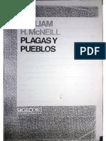 Plagas y Pueblos. William H. McNeill