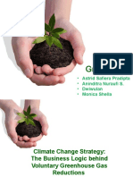 Climate Change Strategy