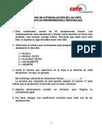 CUESTIONARIO DE EVALUACIÓN DE LAS CEPS-2