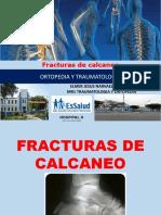 Fx Calcaneo