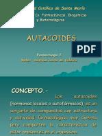 12. AUTACOIDES 2009