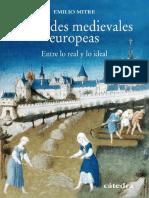 1079938481.Mitre, Emilio Ciudades Medievales Europeas. Entre Lo Real y Lo Ideal