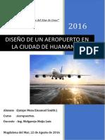 Diseño de Aeropuerto