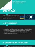 WIMAX EXPOSICION