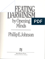 Johnson - Defeating Darwinism by Opening Minds (1997)