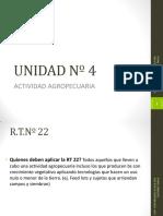 Unidad 4- Activ.agropecuaria