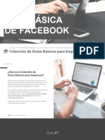 Guia Básica de Facebook
