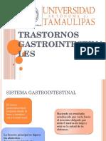 Trastornos gastrointestinales