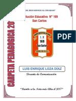 Carpedagogica - Luis Loza