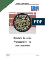 Cocina de Panama