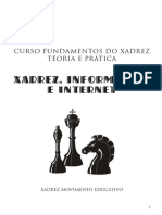 Apostila - Xadrez Informática e Internet
