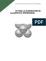 Cuestionario Elaboracion de Diagnostico Empresarial