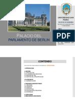 Palacio Del Parlamento de Berlin