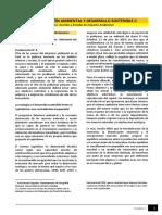 Lectura M2 - Contaminación Ambiental y Desarrollo Sostenible II