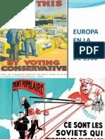Europa en La Decada de 1930