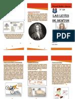 Leyes de Newton Triptico