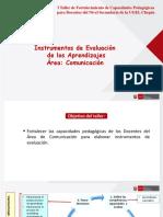 Instrumentos de EvaluacionCOMUNICA 9 02 16.pptx