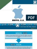 Plan de Transferencia Tecnológica Mapple, c.a. Presentacion