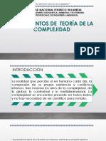 FUNDAMENTOS DE  TEORÍA DE LA COMPLEJIDAD.pptx