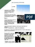 nubes en photoshop.doc