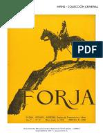 FORJA N° 27 - Mayo / Junio 1975