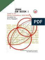 MAA  Hungarian Problem Book I 1894-1905.pdf