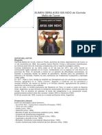 Analisis y Resumen Obra Aves Sin Nido de Clorinda Matto de Turner