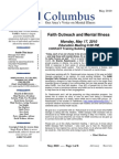 Nami Columbus Newsletter - May 2010