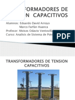 Transformadores de Tension Capacitivos