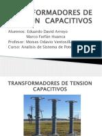 Transformadores de Tension Capacitivos