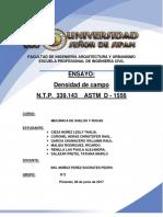 Ensayo Densidad de Campo1