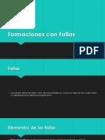 Formaciones Con Fallas